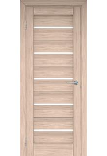 Дверь межкомнатная Анкона капучино ПО