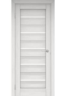 Дверь межкомнатная Анкона эшвайт ПО