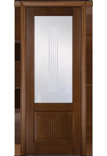 """Межкомнатная дверь из массива Бука """"Вагнер Светлый дуб"""" стСапфир П-10 Арт.Вагнер-2П-10"""