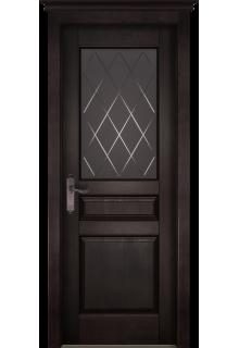 Межкомнатная дверь Валенсия Венге